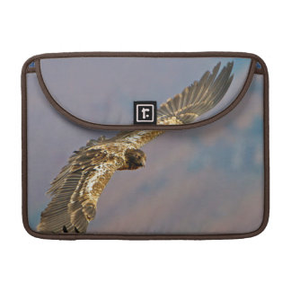 Buitre barbudo juvenil (Gypaetus Barbatus) Funda Para Macbook Pro