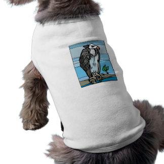 Buitre de Venda Camiseta De Mascota