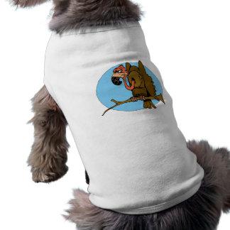 Buitre de Vince Camisetas Mascota