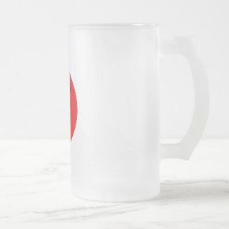 Bujinkan Kanji Frosted Mug
