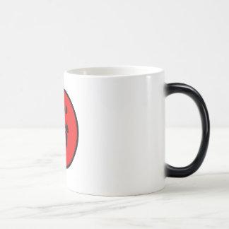 Bujinkan Kanji Morphing Mug