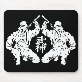 Bujinkan Ninjas Mousepad