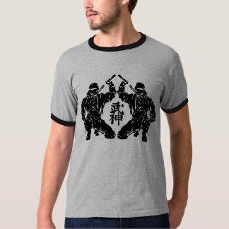 Bujinkan Ninjas Ringer T-Shirt