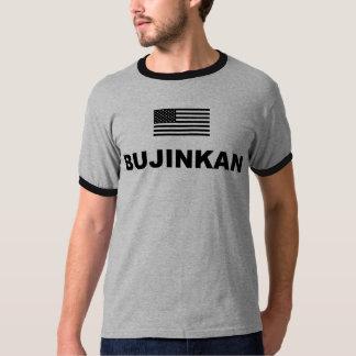 Bujinkan USA Ringer T-shirt