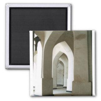 Bukhara arches magnet