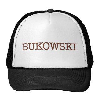 Bukowski Gorras De Camionero