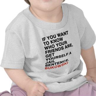 bukowski quotes t shirt