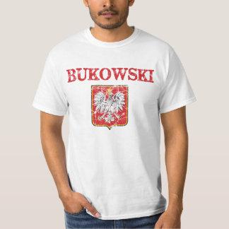 Bukowski Surname T-Shirt