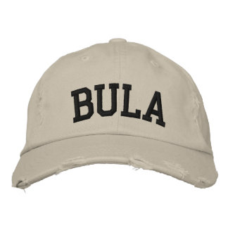 Bula Embroidered Hat