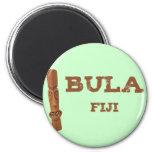 Bula Fiji con Tiki Imán De Frigorifico