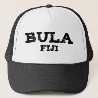 Bula Fiji Graphic Trucker Hat
