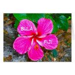Bula, Fiji Notecard