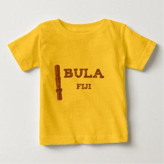 Bula Fiji with Tiki Baby T-Shirt