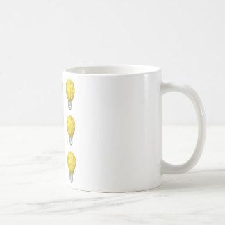 bulb design taza de café