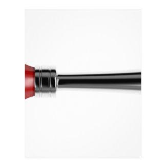 Bulb horn letterhead