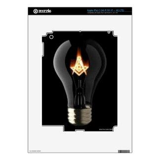 Bulb iPad 3 Skins