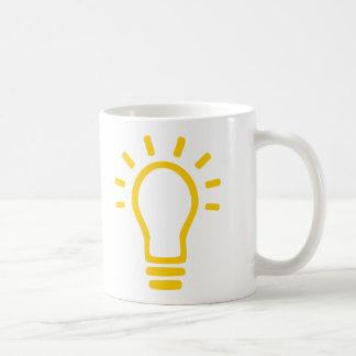 Bulb Classic White Coffee Mug