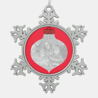 Bulb Shape for Photo Ornaments