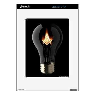 Bulb Skin For The iPad