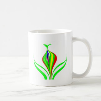 bulbo de la primavera taza clásica