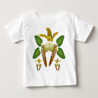 Bulboaphyllum Lasiochilum Baby T-Shirt