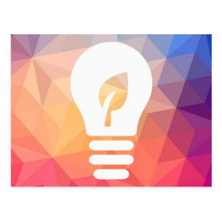 Bulbos ecológicos mínimos postal