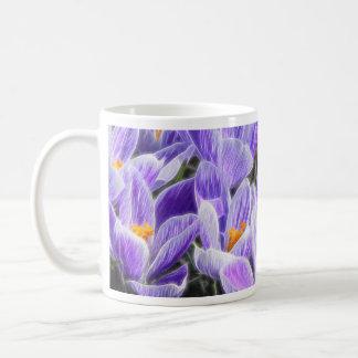 Bulbos perennes - azafranes de la primavera taza clásica