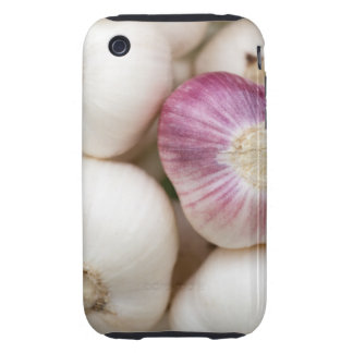 Bulbs of Garlic Tough iPhone 3 Cases