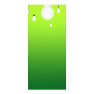 Bulbs Rack Card