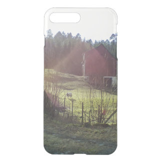 Bulding and sheep iPhone 7 plus case
