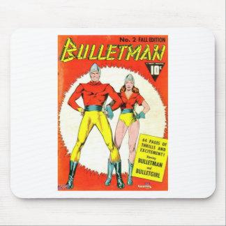 Buleitman Mouse Pad