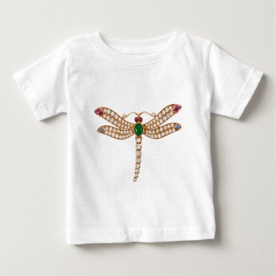 BULGARI DIAMOND DRAGONFLY. BEAUTIFUL BLING BLING BABY T-Shirt