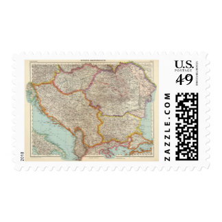 Bulgaria and Serbia Postage Stamp