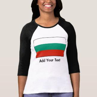 Bulgaria - bandera búlgara playeras