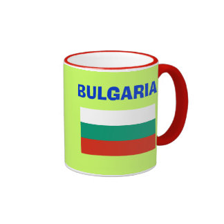 Bulgaria* BG Country Code Mug