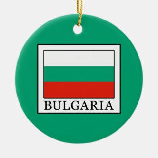 Bulgaria Ceramic Ornament
