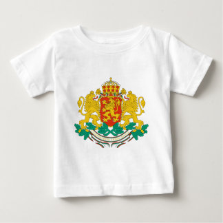 Bulgaria Coat of Arms Baby T-Shirt
