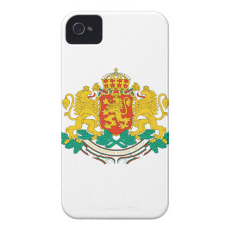 Bulgaria Coat of Arms iPhone 4 Cases