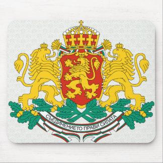 Bulgaria Coat of Arms detail Mousepad