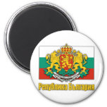 Bulgaria Coat of Arms Refrigerator Magnets