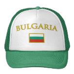 Bulgaria de oro gorras