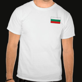 Selected Bulgaria T-Shirt Front