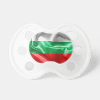 Bulgaria Flag BooginHead Pacifier