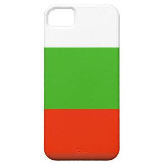 Bulgaria Flag iPhone 5 Case