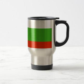Bulgaria Flag Coffee Mugs