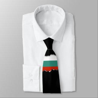 Bulgaria Flag Neck Tie