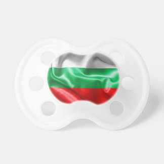 Bulgaria Flag Pacifier