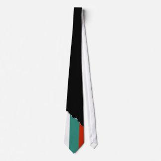 Bulgaria Flag Tie