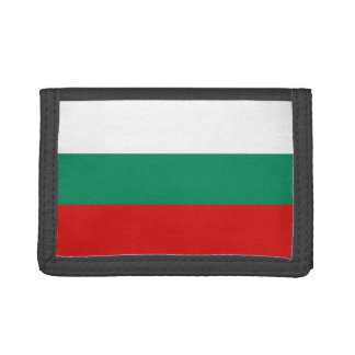 Bulgaria Flag Wallet