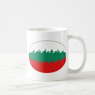 Bulgaria Gnarly Flag Mug
